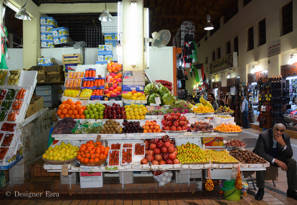 Fresh Vegetables in Kuwait