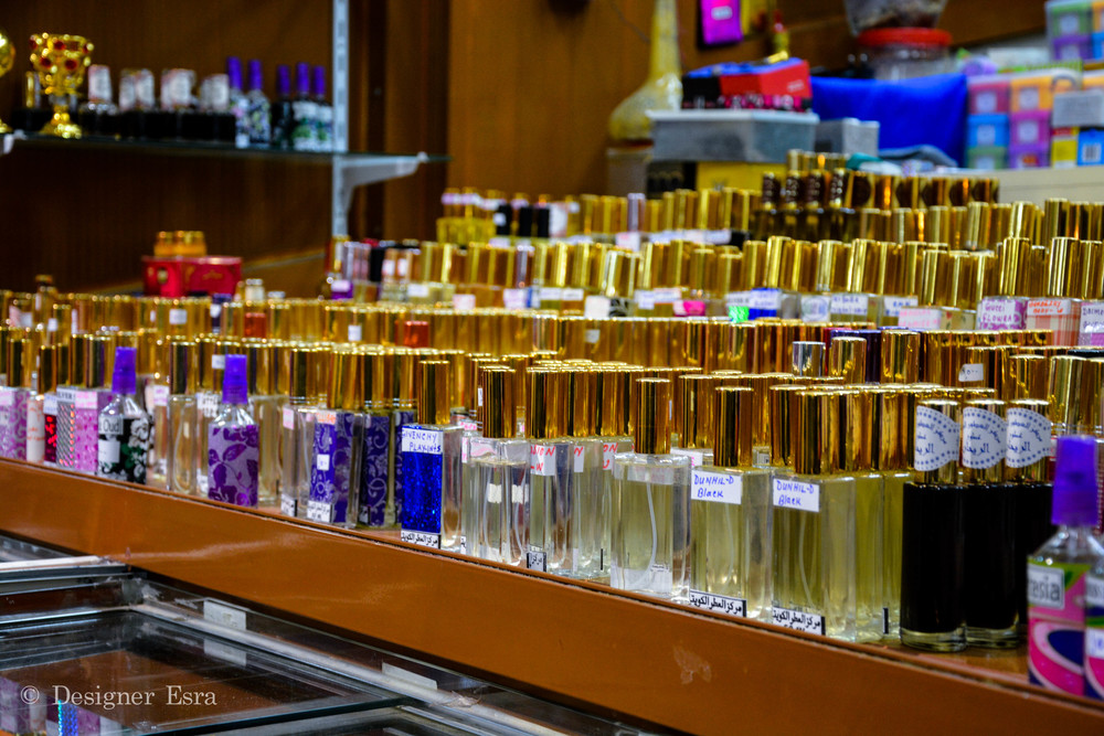 Traditional Arab Perfume