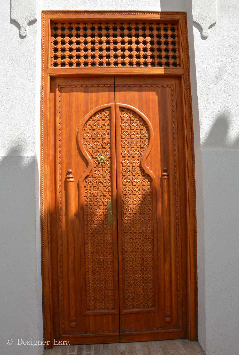 Cordoba Green Door