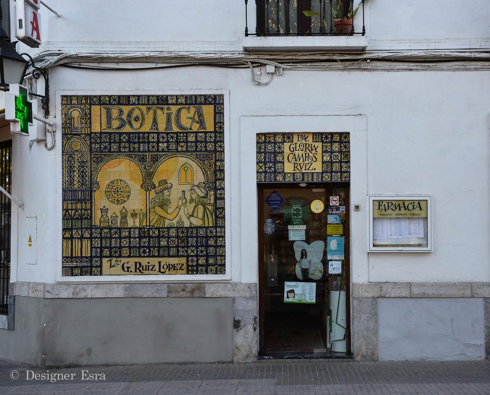 Pharmacy in Cordoba