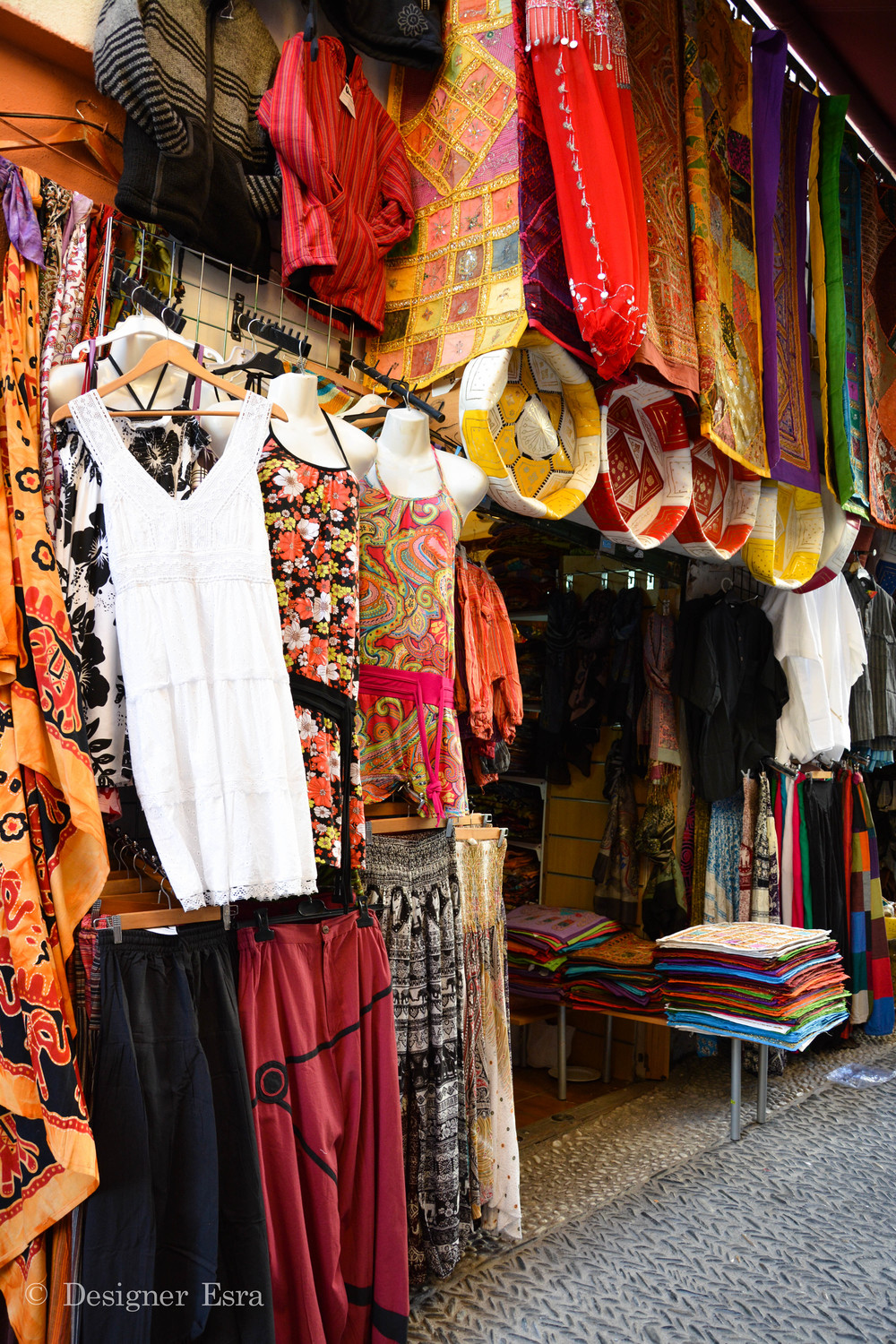Shopping in Granada