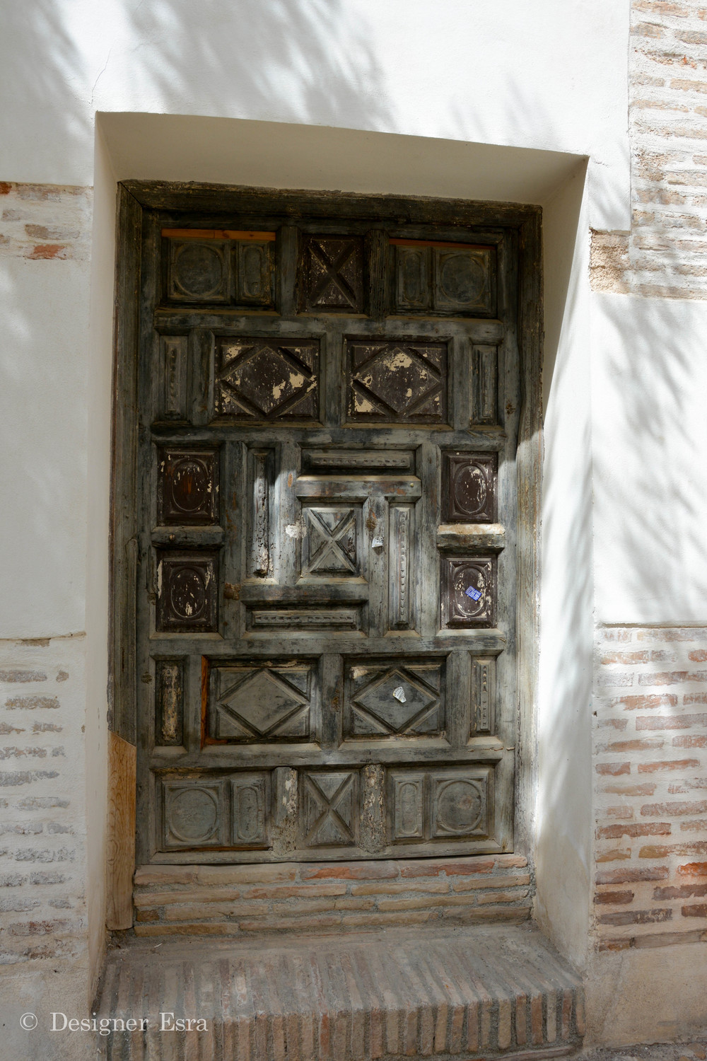 Beautiful Doors in Granada