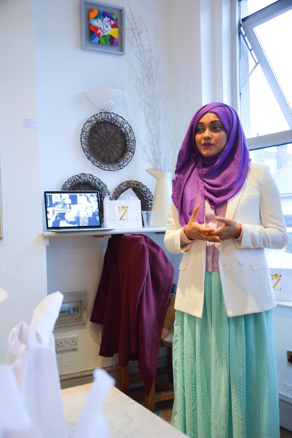 Bubblegum Hijabi Story