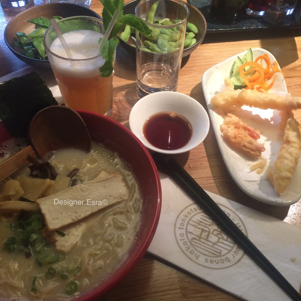 Shoryu Ramen in London