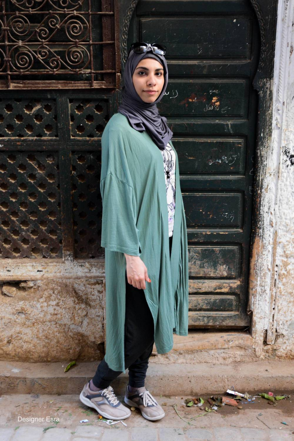 Summer Hijabi Outfit #4