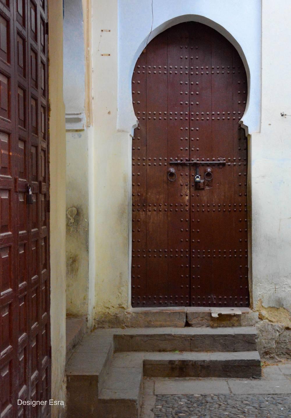 A door from Fez