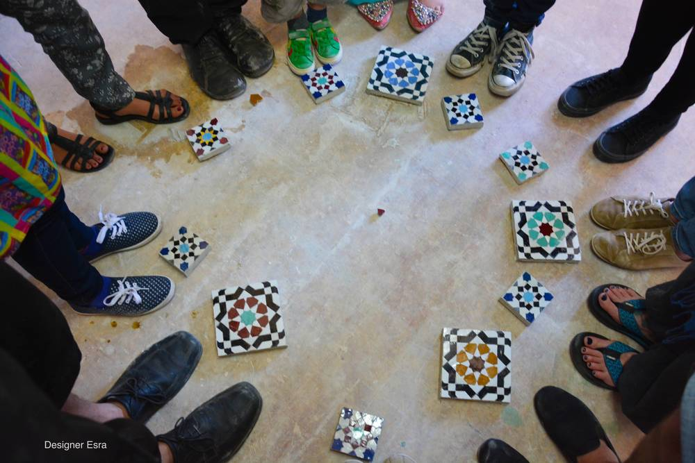 Zeliig/Mosaic Workshop