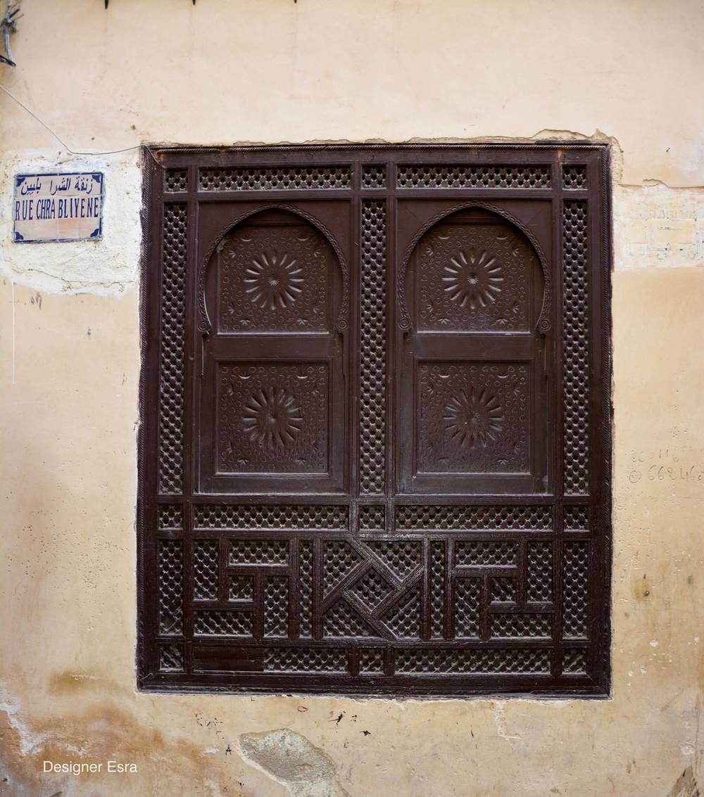 A window from Fez