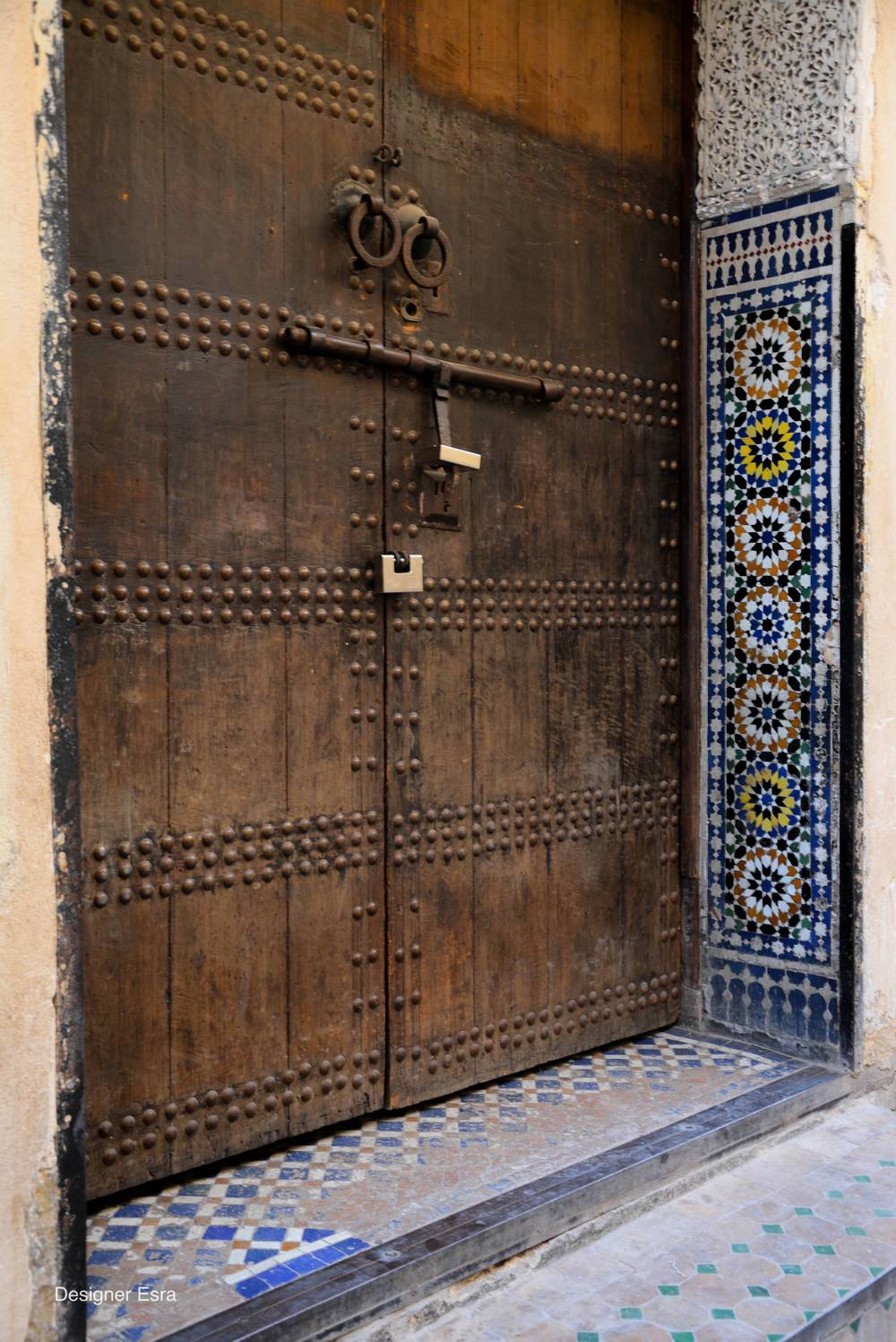 Islamic Patterns in Fez
