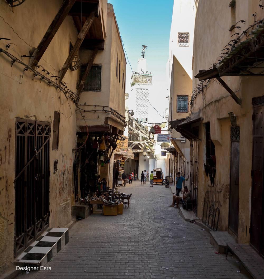 Fez Old Souq