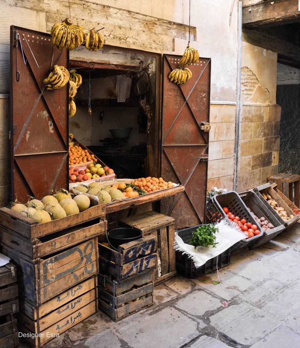 Fruit in Fez