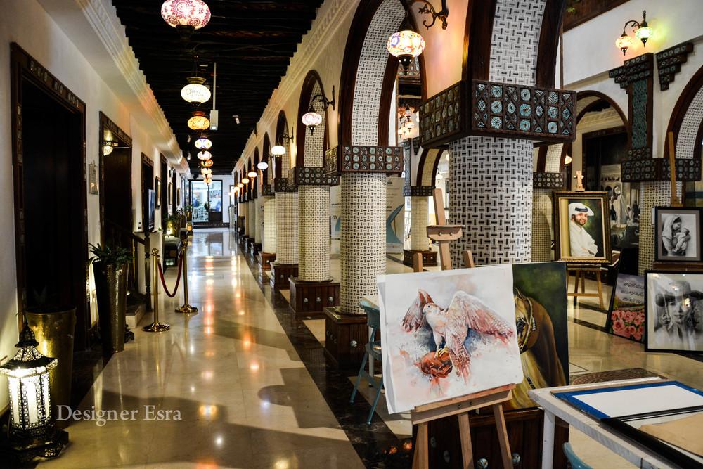 Modern Art Centre in Qatar