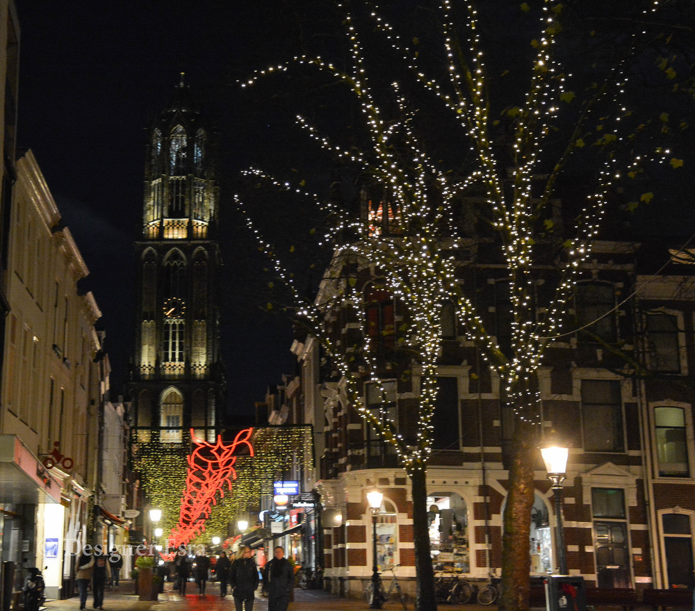 Utrecht's Christmas Lights
