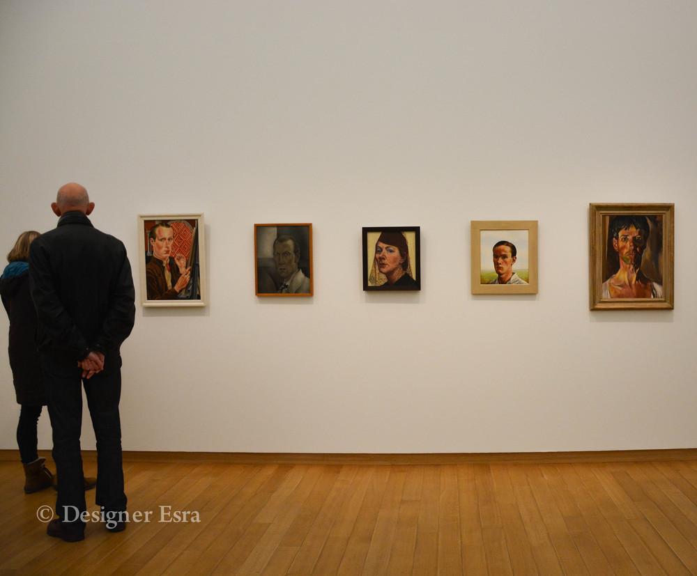 Stedelijk Modern Art Museum in Amsterdam