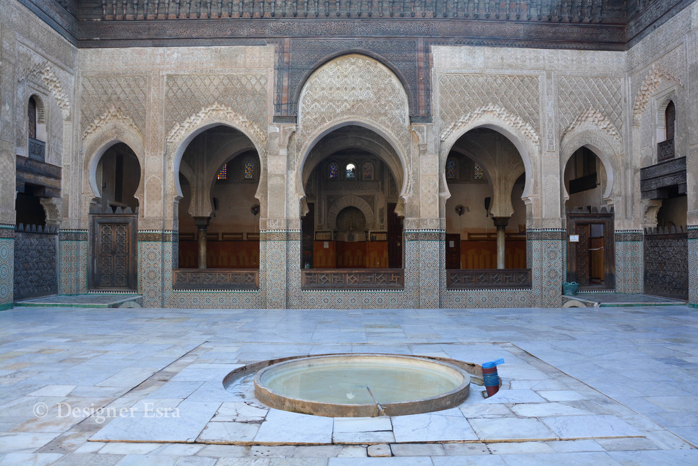 Bou Inania Madrasa in Fes