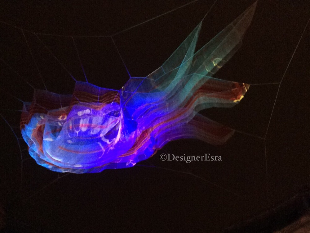 1.8 London by Janet Echelman / Studio Echelman Lumiere London