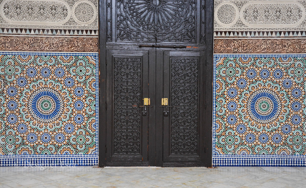Islamic Tiles and Design