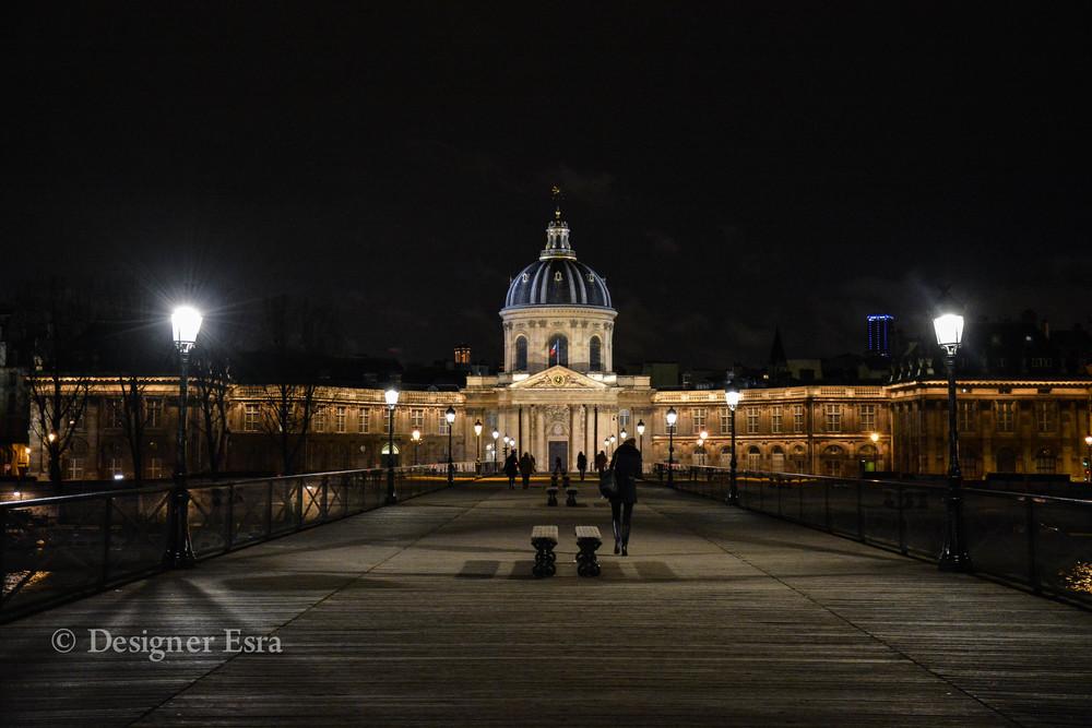 Symmetry in Paris