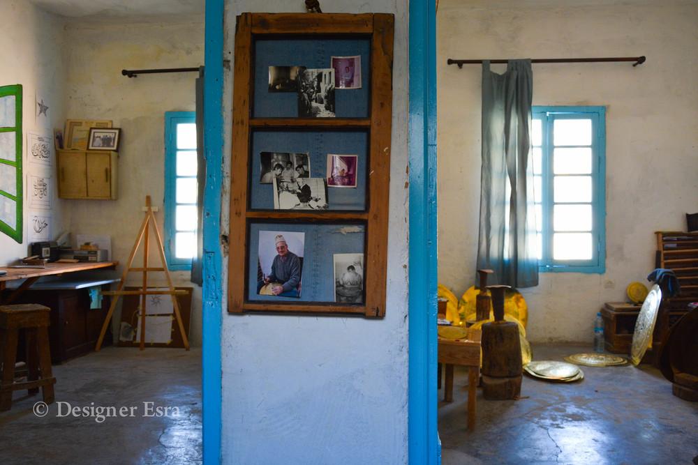 Craft Workshop in Fez