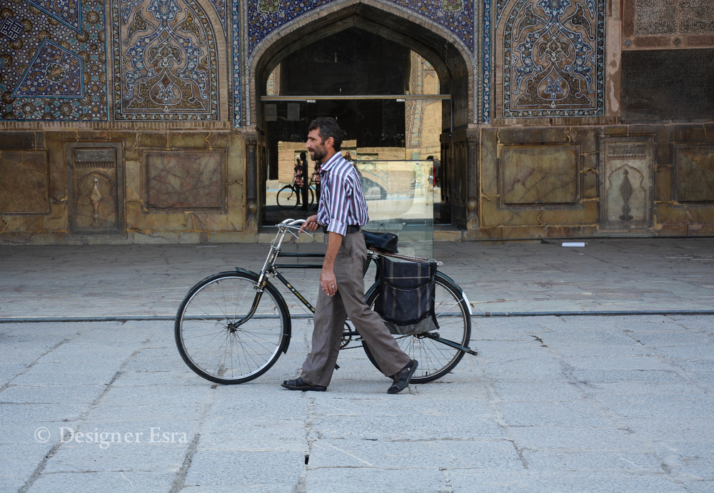 Jameh (Friday) Mosque of Esfahan مسجد جامع اصفهان