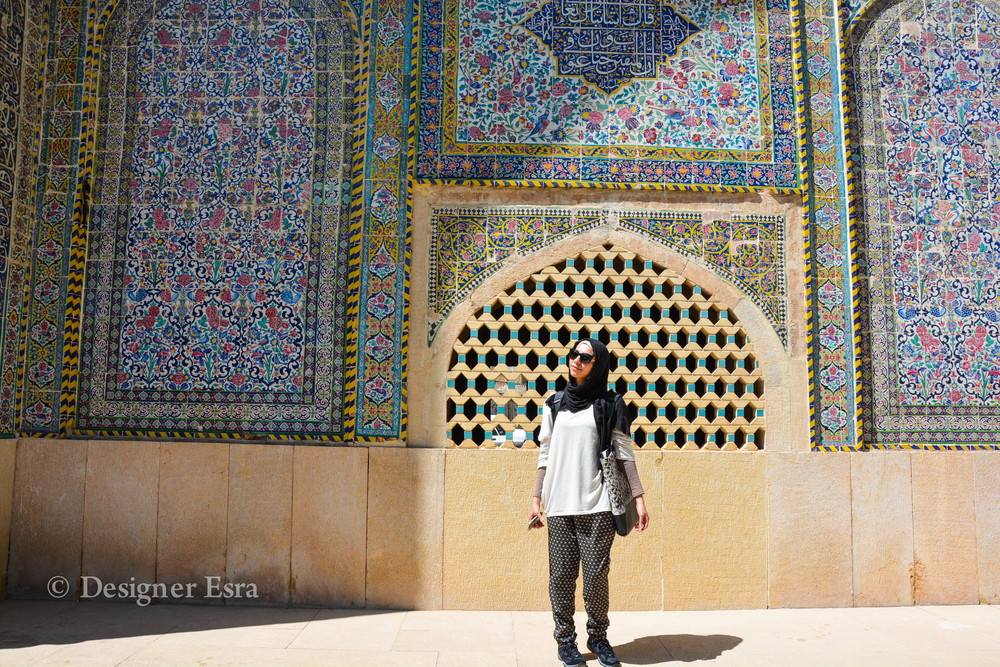 What to wear in Iran in the summer?
