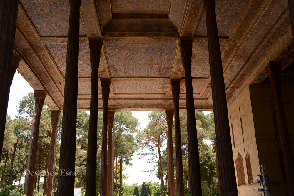 Chehel Sotoon, چهل ستون, Forty Columns