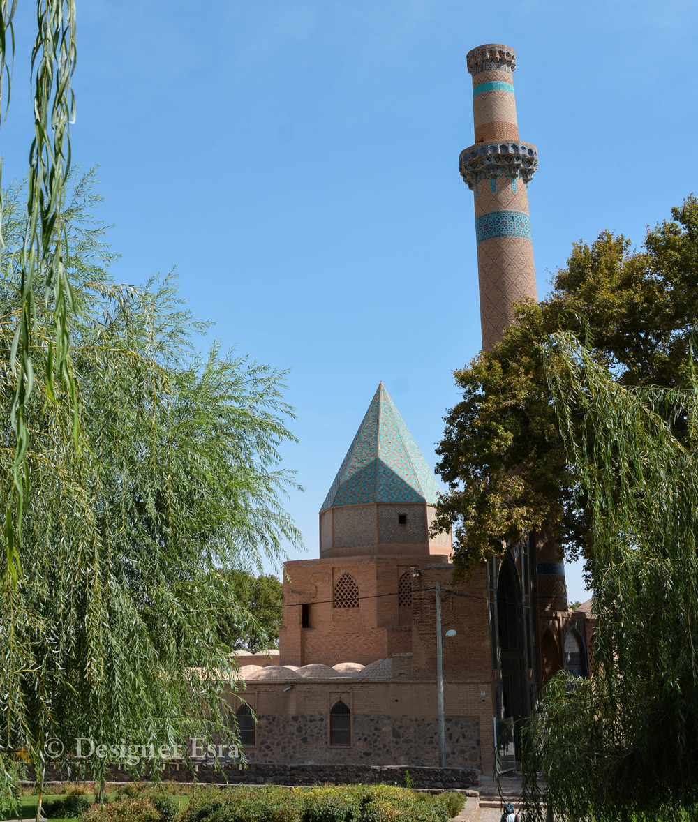 Mosque in Natanz