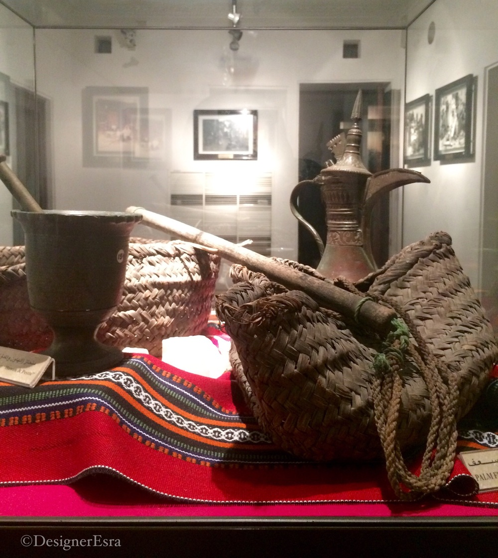 Traditional Objects from Dubai