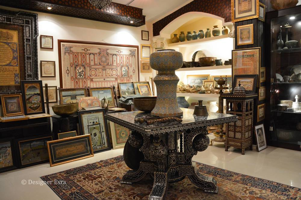 Islamic Antiques and Artworks in Collectiable Qurans at Etihad Antique Gallery