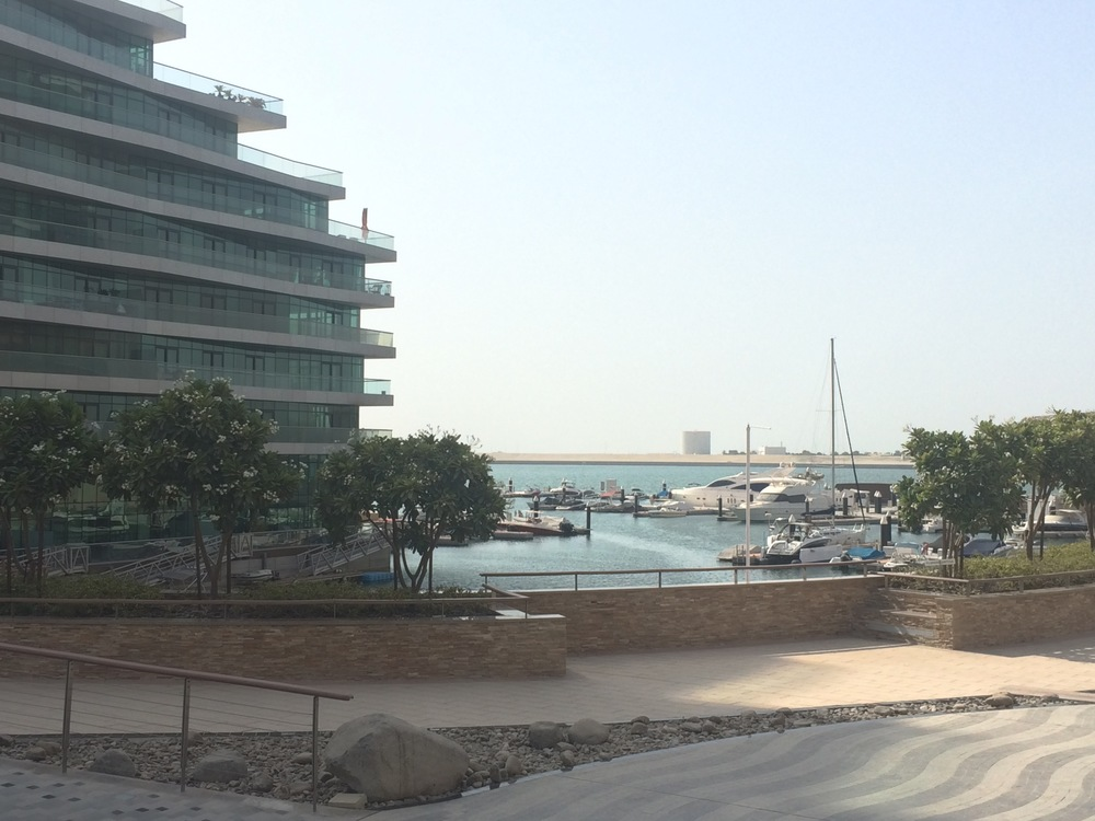 Bandar Island in Abu Dhabi
