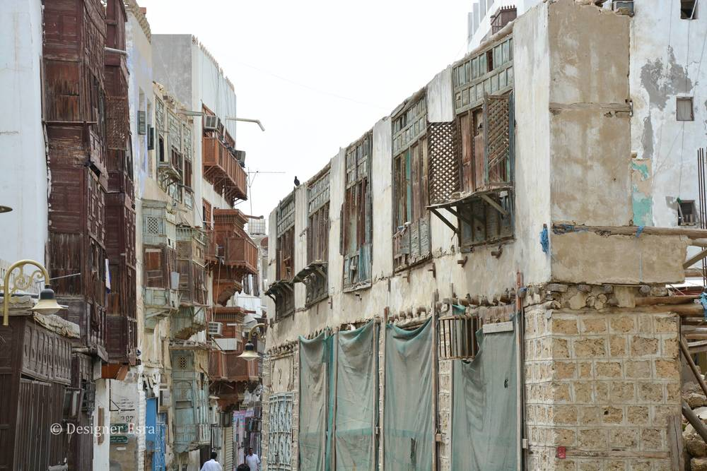old houses in Jeddah - البيوت القديمة في جدة