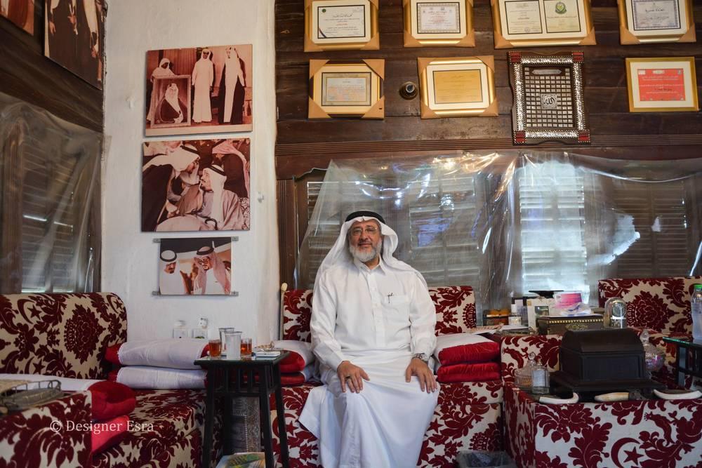 الفنان هشام البنجابي - Saudi Artist Hesham Al Bunjabi