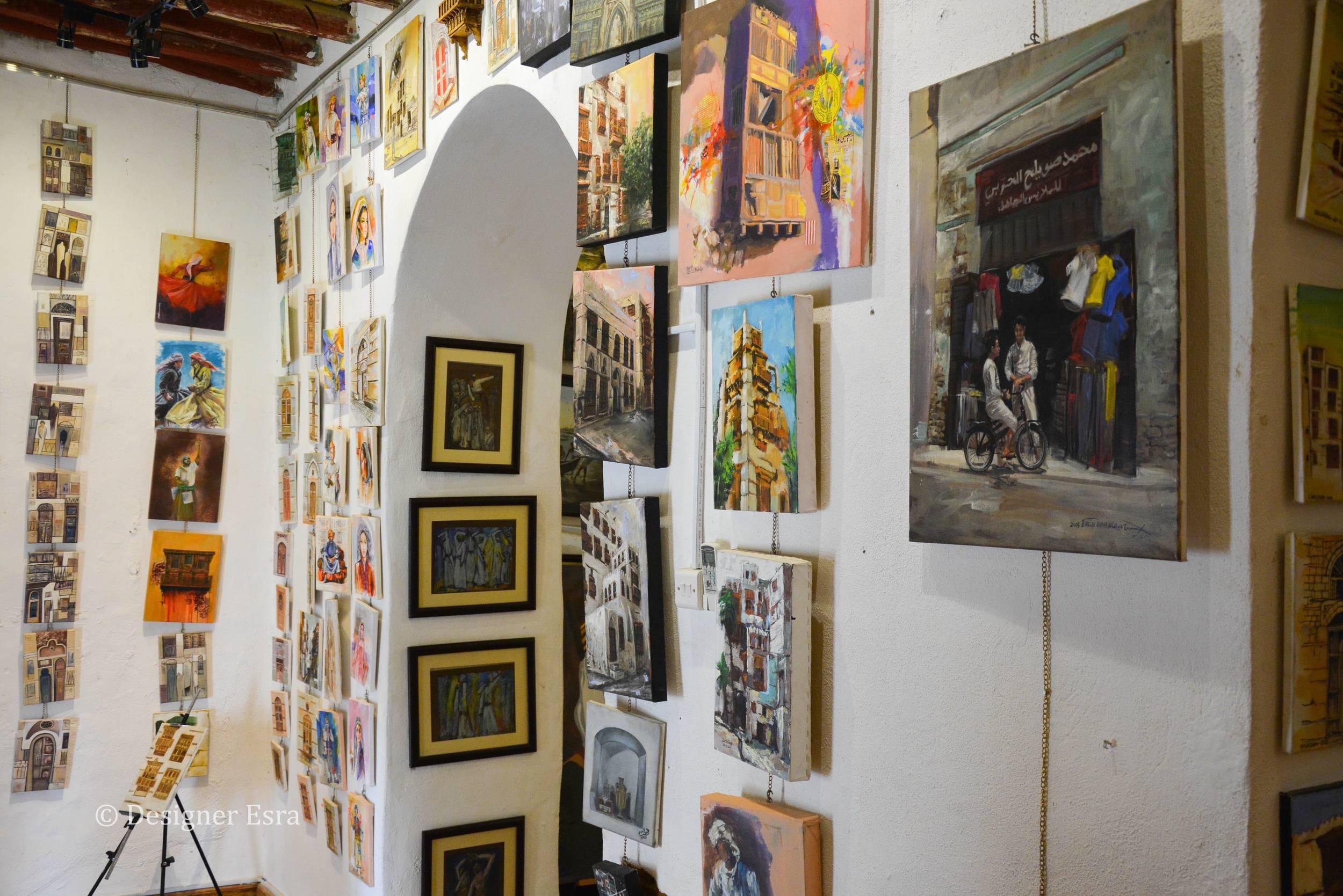 Old Houses in Jeddah — Designer sra - ^