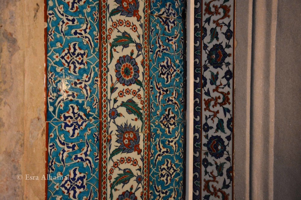 Atik Valide Mosque Tiles