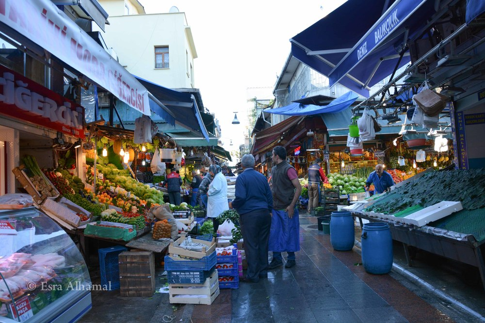 Shopping in Kadıköy