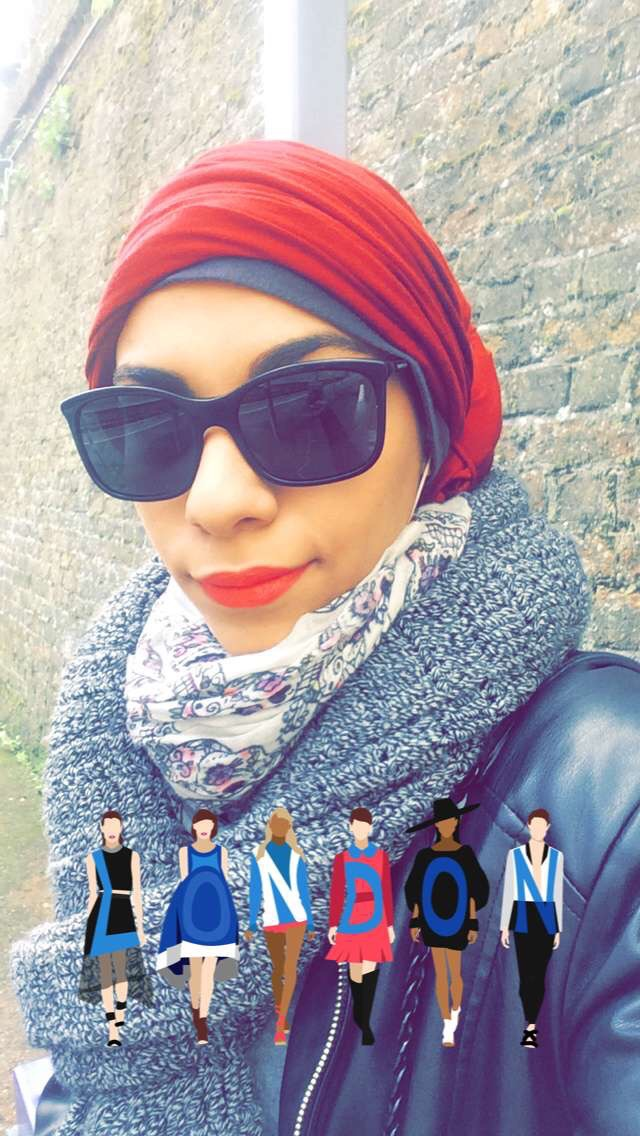 Turban style in London