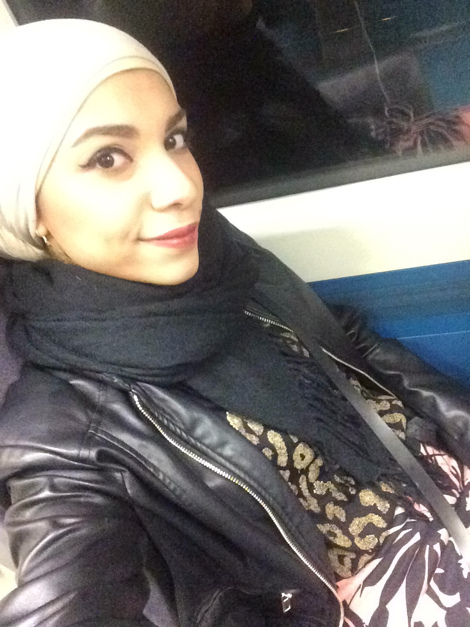 Travel Blogger in Hijab