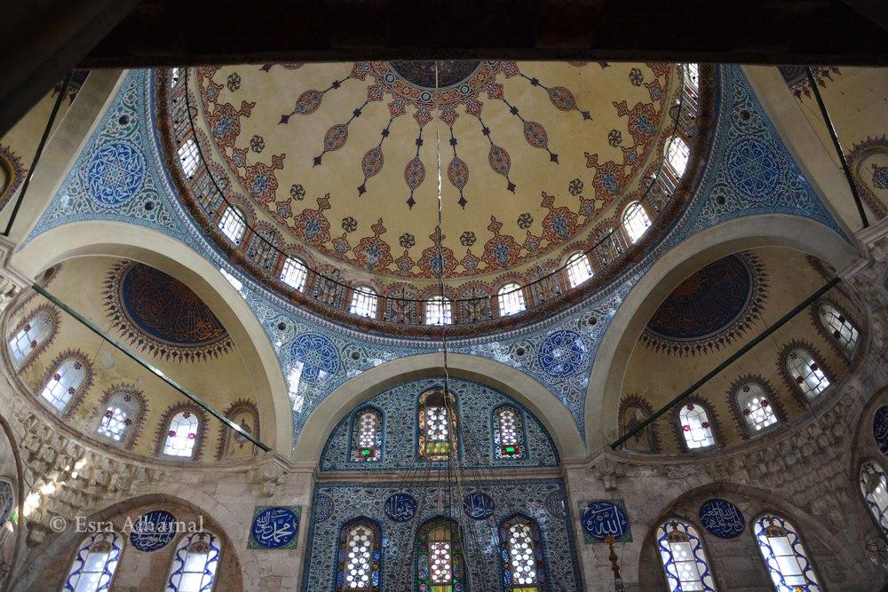 Sokullu Sehit Mehmet Pasa Mosque Islamic Design details