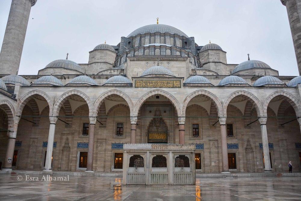 Sulymania Mosque
