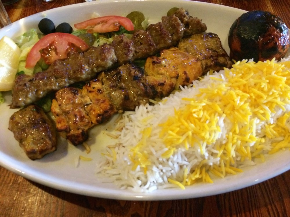 Persian Kababs in London