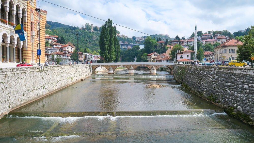 Around Sarajevo