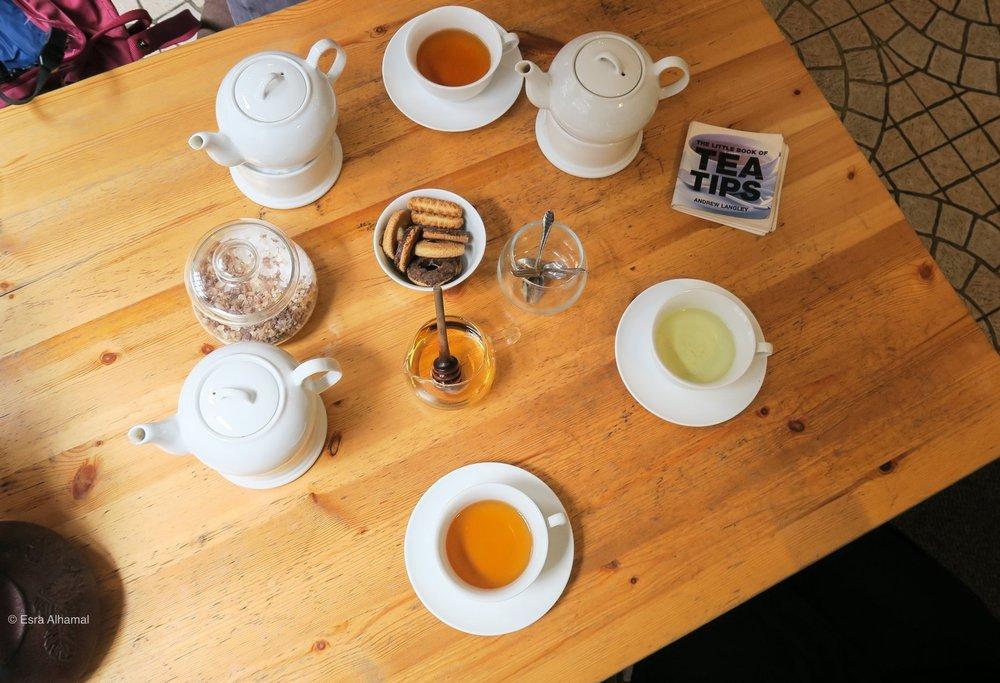franz-sophie tea house in Sarajevo
