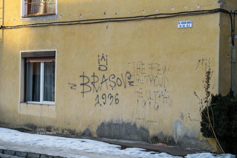 مدينة براشوف في رومانيا