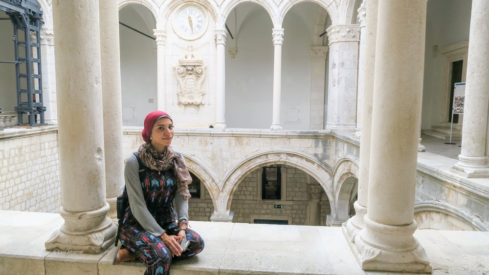 Hijab in Croatia