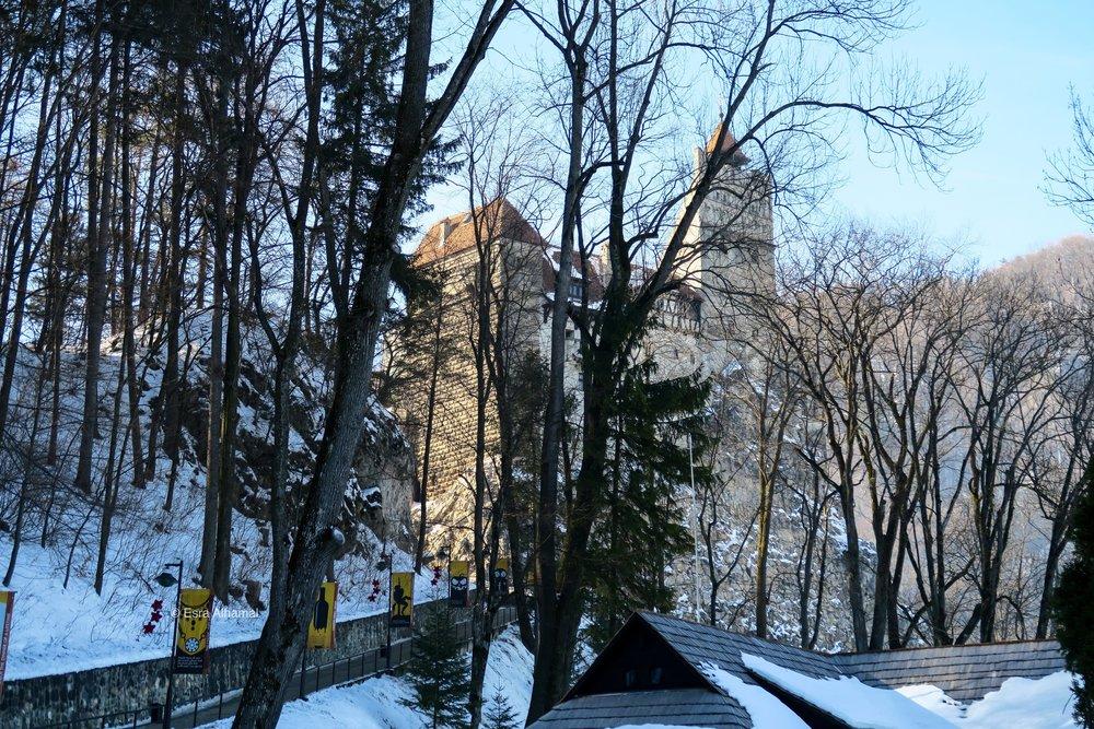 Bran Castle (Dracula's Castle)