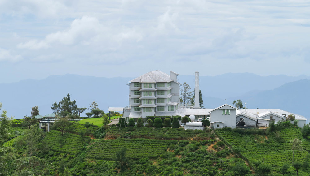 فندق جميل ومميز في نوراليا في سريلانكا