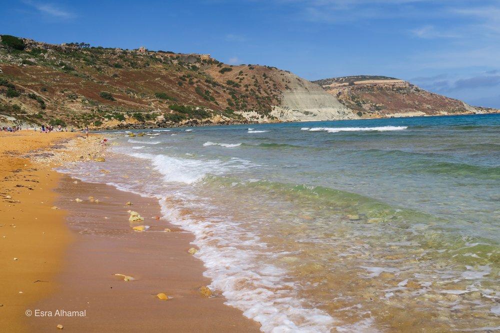 Ramla Beach Gozo