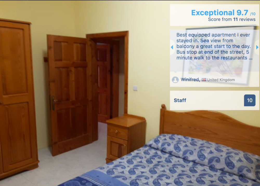 Places to stay in Xlendi in Gozo