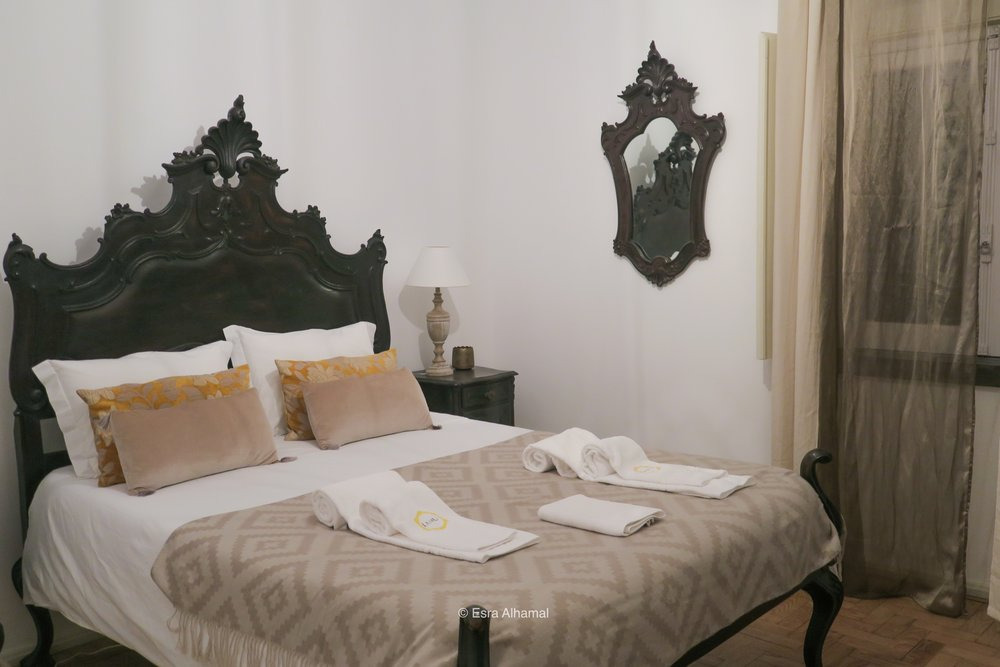 Lanui Master bedroom in Sintra