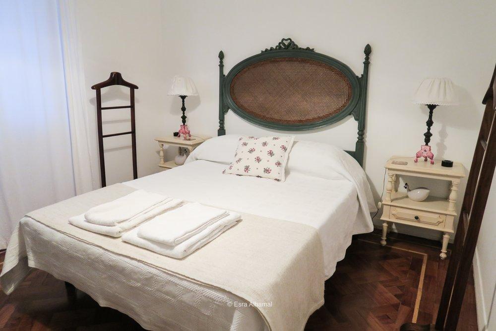 Master Bedroom in Lisbon